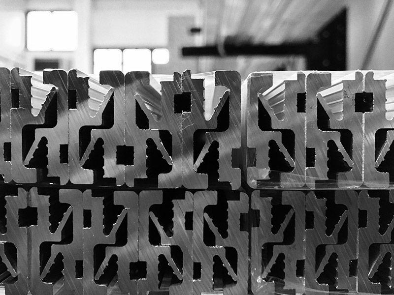 Barre Alluminio Scarioni Printing Systems